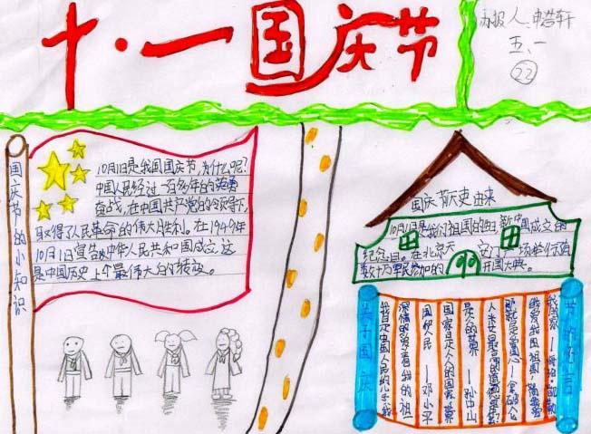 六年级圣诞节英语手抄报图片