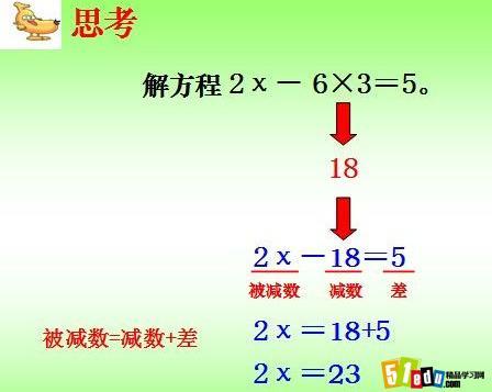 新人教版五年级上册数学知识点(图5) 第一单元 小数乘法