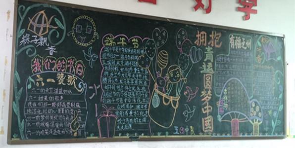 青运会黑板报资料素材:青运圆梦中国