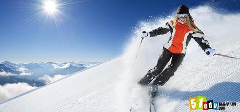 冬之趣:滑雪有关晚会主持小学生元旦词作文精选图片