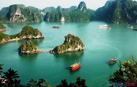 初中生暑期越南下龙湾旅游攻略