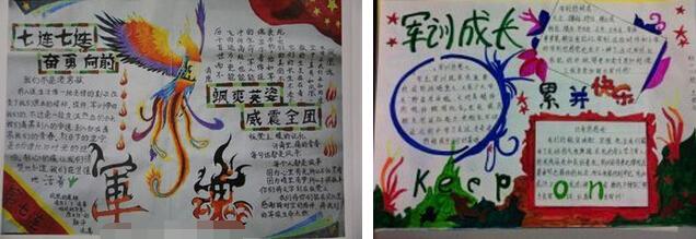 【军训手抄报】2016年军训手抄报素材推荐