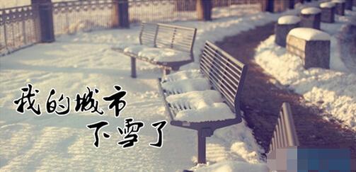 有关下雪了作文范文图片