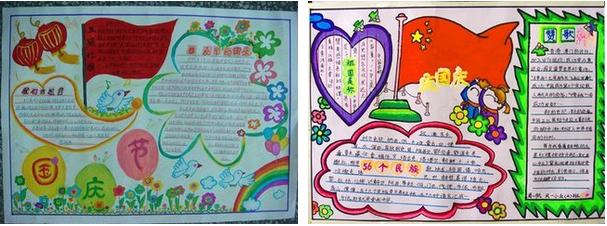 2016年国庆节手抄报图片:祖国颂 》》》关于国庆节手抄报内容