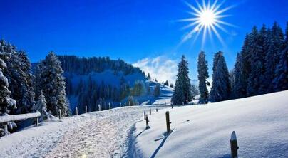 小学生描写冬天的日记如下: 冬天日记-50字: 下雪了,洁白的雪花在图片