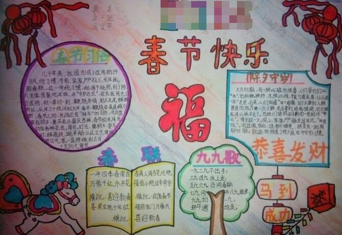 春节手抄报图片2017年就到这里结束了,大家一定要认真阅读,希望